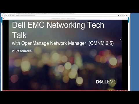 OMNM 6.5 Resource Manager – Device Management Portlet