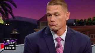 John Cena Kind of Enjoyed The Rock