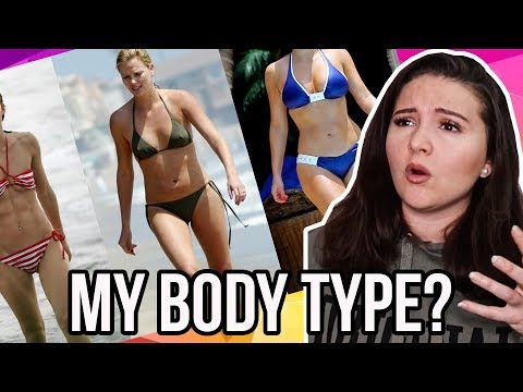 I Tried To Figure Out My Body Type On The Internet | Endomorph, Mesomorph, Ectomorph?