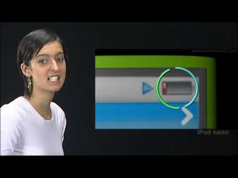 New iPod Nano - How to check iPod Nano s battery status