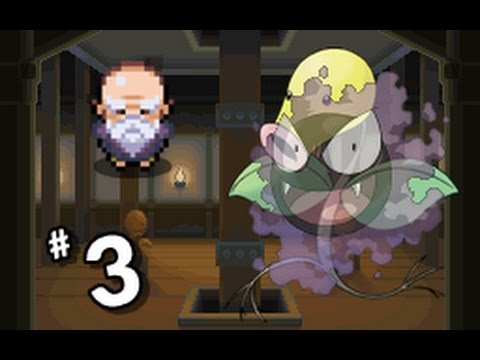Pokemon HeartGold - Episode 3 -  **Gastly Tower