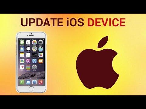 Update iOS Device