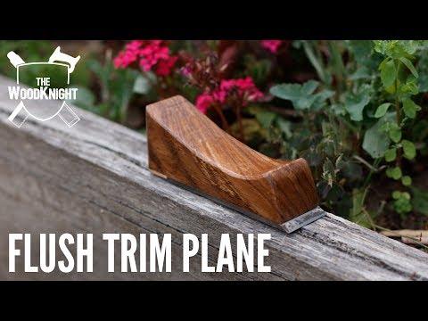 Build a Flush Trim Plane