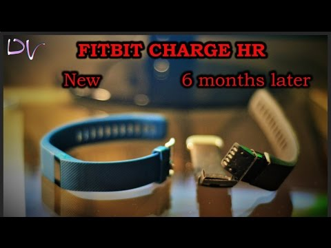 Fitbit charge HR band peels and falls apart.