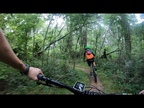 Riding North Georgia with Dawson Part 1 - Green Mountain Trail