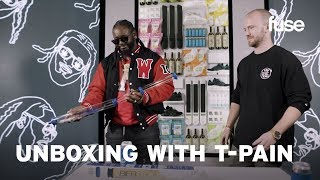 Unboxing with T-Pain and 'Hot Ones' Sean Evans at ComplexCon | Episode 2 | Fuse