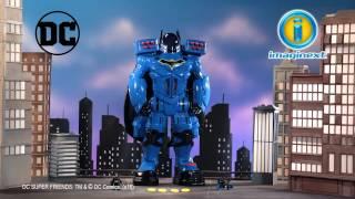 AFi Toy Fair 2017 First Look - Imaginext Batbot Xtreeme