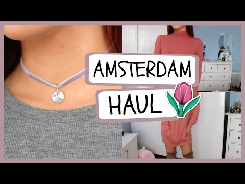 AMSTERDAM TRY ON HAUL (PRIMARK, BERSHKA & MORE)