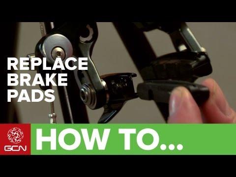 How To Change Your Brake Pads Or Brake Blocks