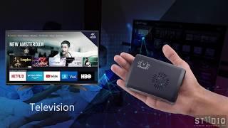 Product Presentation For V UNITED Mini Computer Product Video Marketing Ads Slideshow