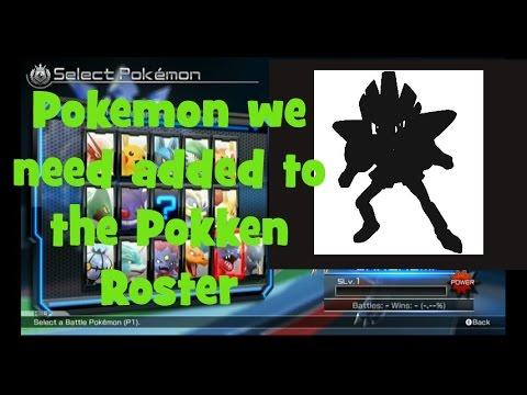 5 Pokemon We Need in Pokken Tournament (Gen 1)