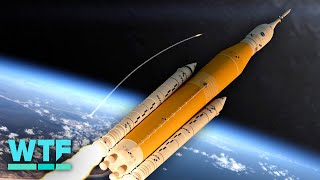 NASA is building the most powerful rocket ever