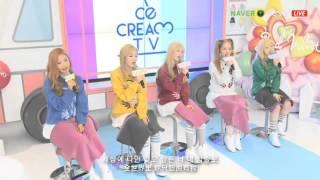 아이스크림TV 레드벨벳 사탕 Red velvet candy 韓語中字