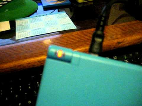 charge a dsi with a normal usb cord