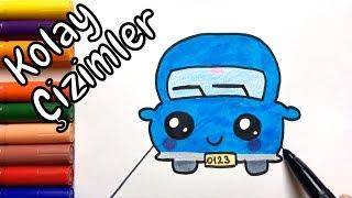 Araba çizimleri Kolay Videos 9tubetv