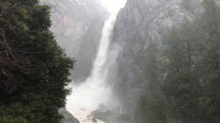 Yosemite Flood: April 7, 2018