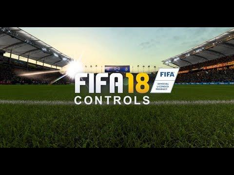 FIFA 18 Controls