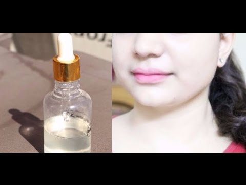 My Secret DIY Anti-Aging Facial Oil to Remove Age lines, Age spots, Wrinkles & Crow's Feet