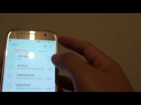 Samsung Galaxy S7: How to Increase / Decrease Text Message Font Size