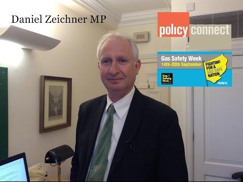 Daniel Zeichner MP: check for a Gas Safe Register ID