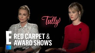 """Charlize Theron Talks Gaining 50 Pounds For """"Tully"""" 