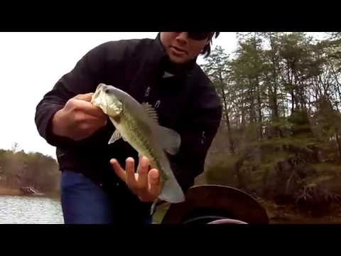 Craft Outdoors Ep. 2 - April Prespawn Bass Fishing