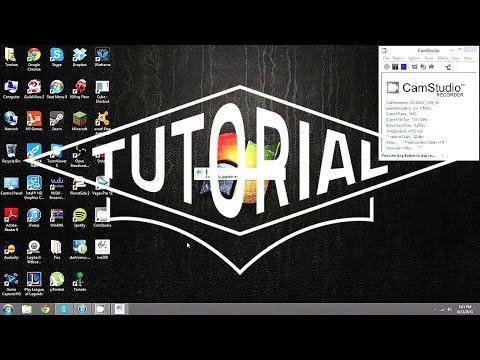How to Install a logitech Webcam for Windows 8 & 10/ MAC