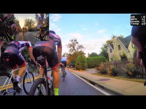 Cycling Training - 2 Hour Fast Group Ride (Trainer/Rollers)