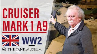 Download Tank Chats #78 Cruiser Mark I A9 | The Tank Museum Video