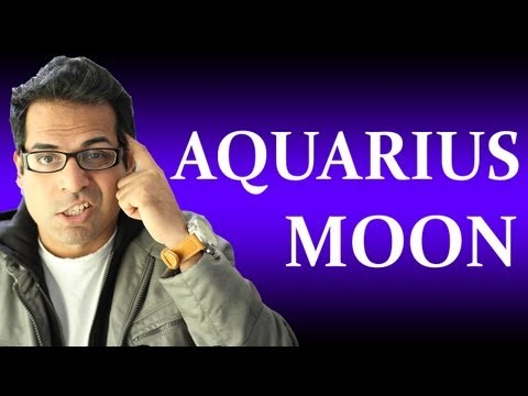 Moon in Aquarius Horoscope (All about Aquarius Moon zodiac sign)