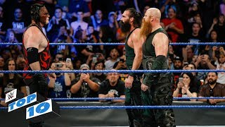 Top 10 SmackDown LIVE moments: WWE Top 10, June 19, 2018