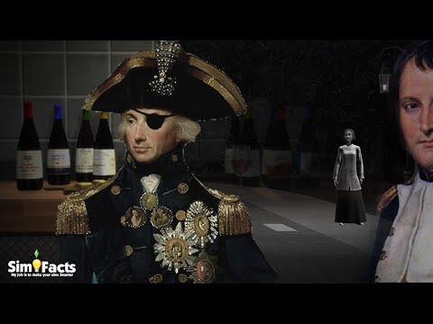SimFacts: Admiral Landgraab's Dark Secret (The Sims 3)