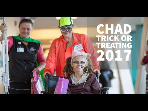 CHaD Trick or Treating 2017