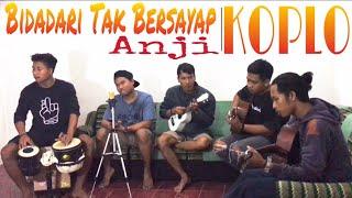 Bidadari Tak Bersayap (Koplo) - Anji cover by GuyonWaton