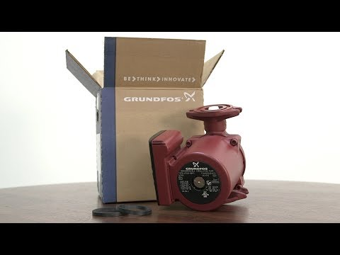 Grundfos UPS26-99FC 3-Speed Circulator Pump