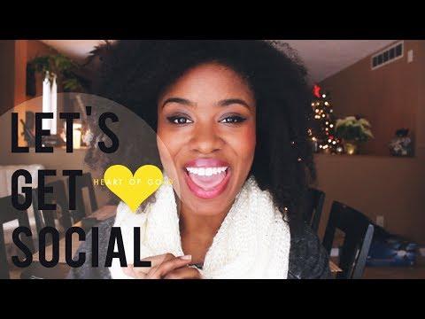 LET'S GET SOCIAL! - Building A Social Media Presence for your Brand