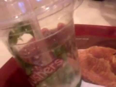 KFC KRUSURES SOFT DRINKS TELL HOW TO USE