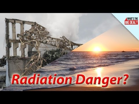 Fukushima is Here? Not So Fast