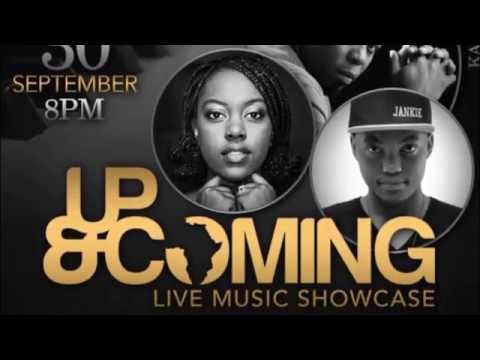 Up & Coming Promo September 2015