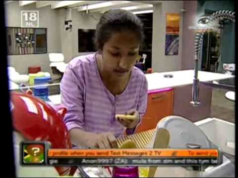 Big Brother Africa Amplified  - Where is The Cutlery