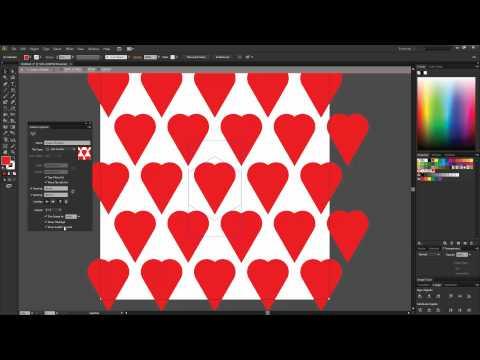 Illustrator CS6 - Pattern Making Tool Tutorial