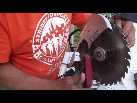How To Scrap A Miter Saw