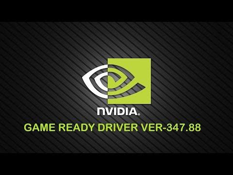 Nvidia Geforce Driver Ver 347.88 & BattleField Hardline Half Price Xbox 1