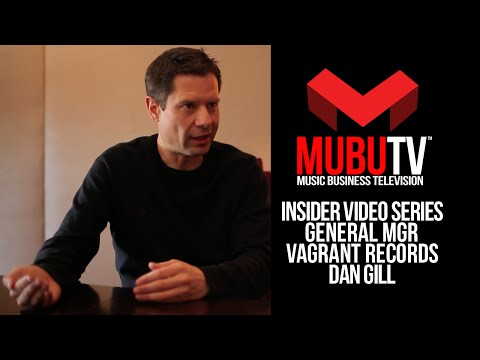 How To Expand & Evolve Your Record Label – Dan Gill – MUBUTV - SE.3 EP.40