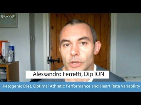 Keto Diet & HRV Testing For Sports Performance w/ Alessandro Ferretti