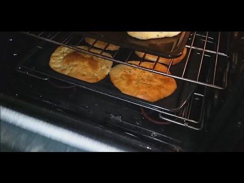 Egg-less Naan | Tandoori Style Naan | How To Make Naan in Oven not Tandoor