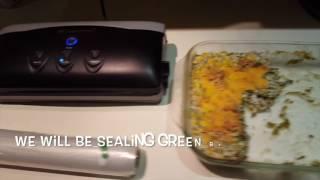 Fresh World - Vacuum Sealer with Startup kit