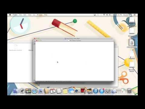 Install OS X Mavericks on a USB Drive