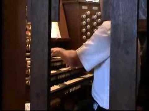 John Keys organist plays Widor's