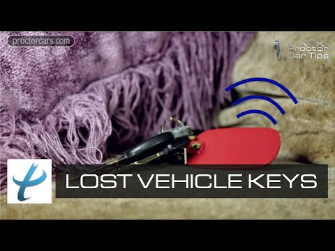 Lost Car Keys - Prevent Lost Car Keys and Replacements
